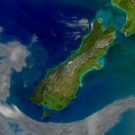AF8 South Island New Zealand Alpine Fault
